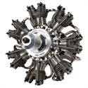 Evolution 77cc 7-Cylinder Radial Glow