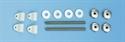 MingYang Adjustable Horns