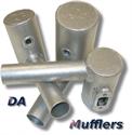 DA Mufflers (Compact) DA120