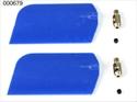E Sky Paddle Blue V2
