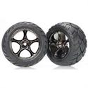 Traxxas Tires & Wheels Assembled