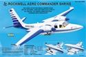 Rockwell Aero Coman 2x.46 ARF (BH090)