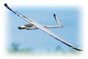 ST Models BLAZE Glider PNP