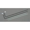 "DuBro Adjustable Strip Horn, 3/32"""
