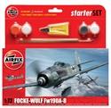 AirFix 1/72 Focke Wulf 190A-B -Small Starter Set