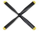 E Flite 9.8 x 6 Propeller 4-Blade