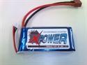 Li-Po 7.4V (2S) 1300mAh 25C (Deans)  X-Power