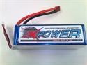 Li-Po 22.2V (6S) 3800mAh 35C (Deans) X-Power