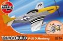 AirFix P-51D Mustang QuickBuild