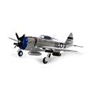 E Flite P-47 Razorback 1.2m BNF Basic