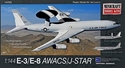 MiniCraft 1/144 E-3/E-8 AWACS/JSTAR