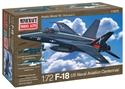 MiniCraft 1/72 F-18 F/A-18A/C Hornet UNAC