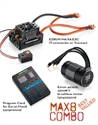 HobbyWing Max 8 + 2200kv Motor Combo