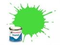 Humbrol Gloss Flour Signal Green