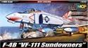 Acadamy 1/48 F-4B Phamtom Sundowners