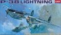 Acadamy 1/48 P-38E/J/L Lightning
