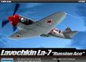 Acadamy 1/48 Lavichin LA-7