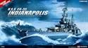Acadamy 1/350 USS Indianapolis
