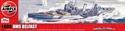 AirFix 1/600 HMS Belfast