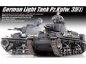 Acadamy 1/35 PZ.KPFW.35T Tank