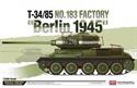 Acadamy 1/35 T34/85 F183 Berlin 45