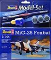 Revell (SET) 1/144 MIG-25 FOXBAT