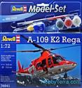 Revell (SET) 1/72 A-109 K2 Rega