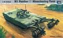 Trumperter 1/35 M1 Panther II Minecleari