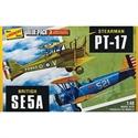 1/48 PT-17 Stearman & S.E.5.A Combo