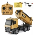 Tracktor Tattore 1/14 10ch Dump Truck