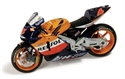 IXO 1/24 Honda RC211-V #4 A . Barros Mot
