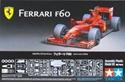 Tamiya 1/20 Ferrari F60 2009