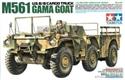 Tamiya 1/35 M561 Gama Goat US Cargo Truc