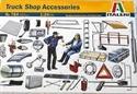 Italeri Truck Shop