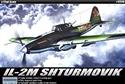 Acadamy 1/72 IL 2M Sturmovik