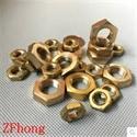 RadioActive M3 Brass Nut (10)