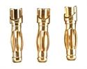 GreatPlanes 4mm Male Bullet Connector (3