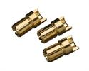 GreatPlanes 6mm Male Bullet Connectors (