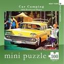 Puzzle 100pcs CAR CAMPING