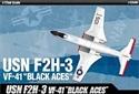Acadamy 1/72 F2H-3 Black Aces