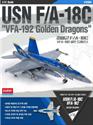 "Acadamy 1/72 F/A-18C VFA-192 ""Golden Dra"