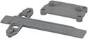 ECX Battery Strap Holder & ESC Plate 2wd