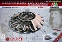 Italeri Da Vinci Cannon Guns