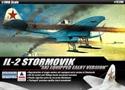 Acadamy 1/48 IL-2 Stormovik on Ski's