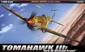 Acadamy 1/48 Tomahawk IIb Africa Ace