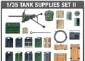 Acadamy 1/35 Tank Supplies Set II