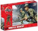 AirFix 1/32 WWII US Infantry