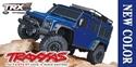 Traxxas TRX-4 Defender Blue 4x4