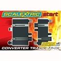 "Scalextric Converter Track ""Start-Sport"""