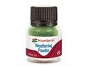 Humbrol Green Weathering Powder 28ml